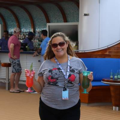 Sailing on the Disney Dream