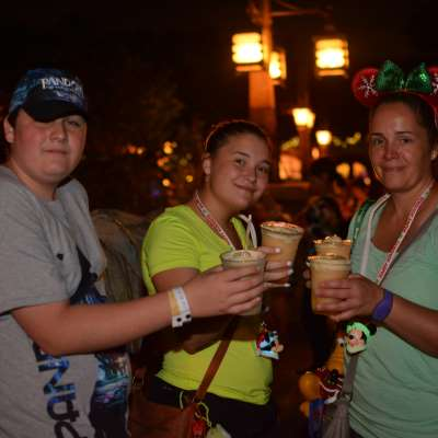 Le Fous Brew at the Magic Kingdom