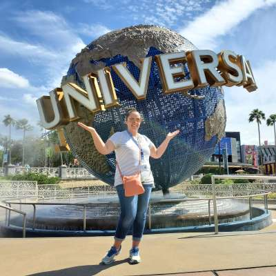 Universal Orlando is another great destination!