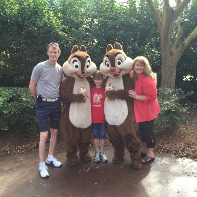 Chip and Dale are our favourite characters