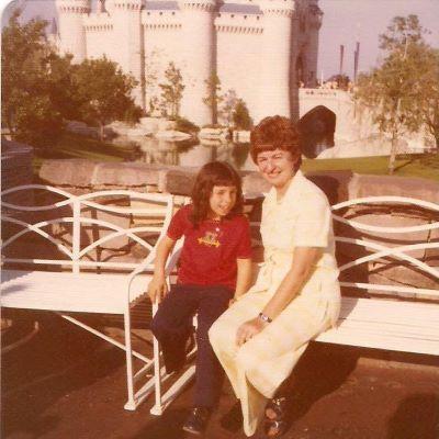 Vintage Magic Kingdom!
