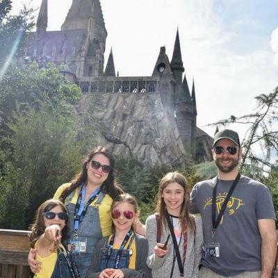 My family loves Harry Potter at Universal Orlando