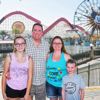 We had a great time at Disney's California Adventure!