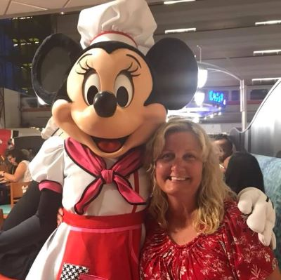 Chef Mickey's is a great character dining experience