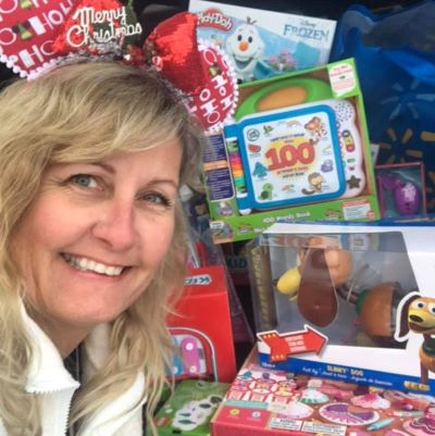 Christmas Toy Drive donation for Children's Foundation of Guelph & Wellington
