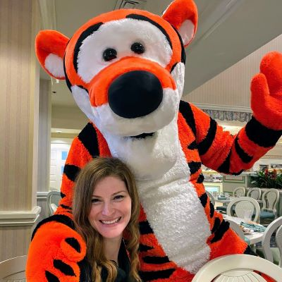 You can always find Tigger at the Crystal Palace