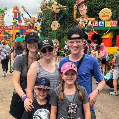 My family loves visiting Toy Story Land!