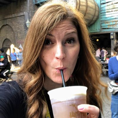 Mmmm Butter Beer at Universal Orlando