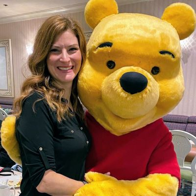 Winnie the Pooh and I