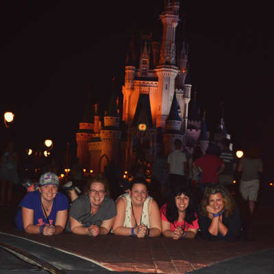 Disney friends are the best!
