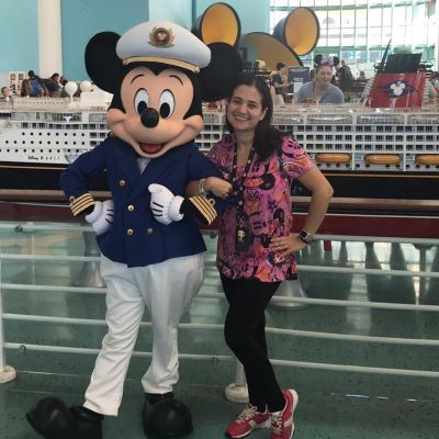 One of my favourite vacations is sailing with Disney Cruise Line