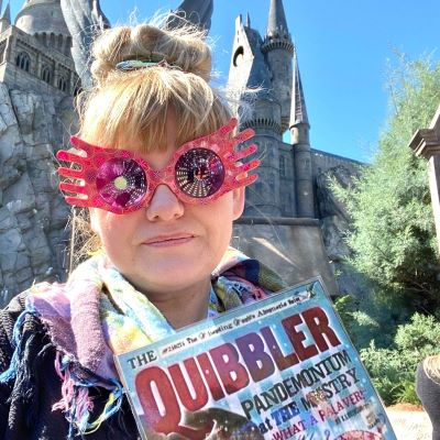 Ready for Hogwarts at Universal Studios Orlando