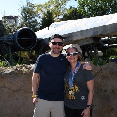 Visiting Star Wars Galaxy's Edge at Hollywood Studios