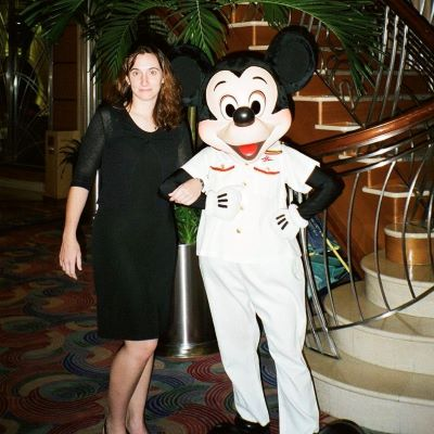 Meeting Captain Mickey on a Disney Cruise
