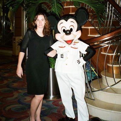 Meeting Captain Mickey on a Disney Cruise
