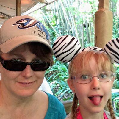 On the Kilimanjaro Safari at Disney's Animal Kingdom