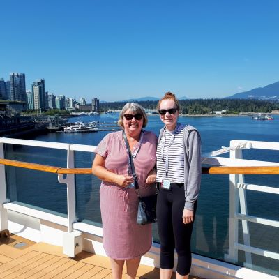 Sailing from Vancouver on an Alaskan Cruise with Disney Cruise Line