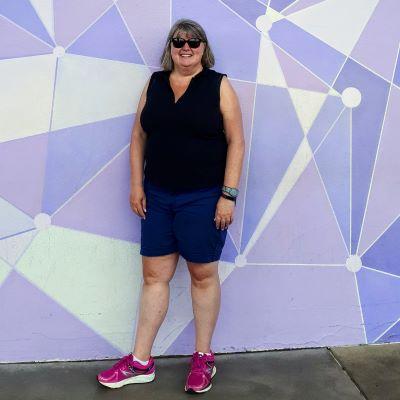 The Purple Wall at Tomorrowland in Magic Kingdom