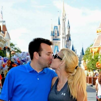 Always need to take a picture in front of Cinderella Castle at the Magic Kingdom