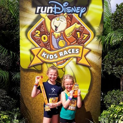 Our kids loved the runDisney kids races