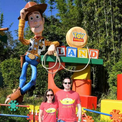 We love Toy Story Land at Disney's Hollywood Studios