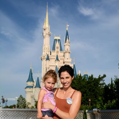 We love Cinderella Castle at Magic Kingdom