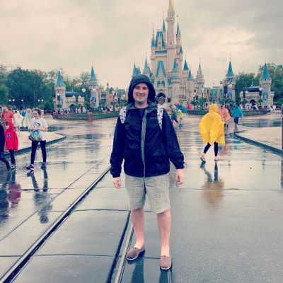 Even a rainy day at Magic Kingdom is a great day!