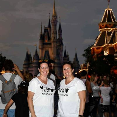 Always need to take a photo at Cinderella Castle