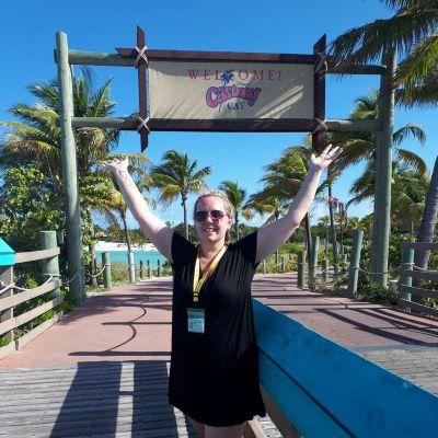 Disney's Castaway Cay is paradise