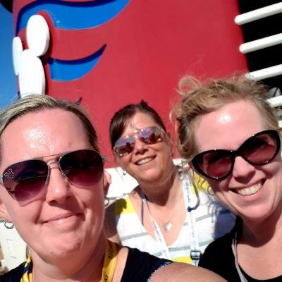 Cruising with friends with Disney Cruise Line