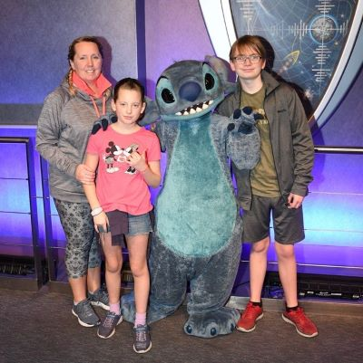 One of our favourite characters is Stitch