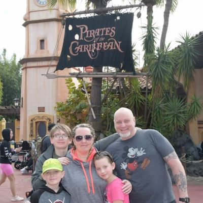 Pirates of the Caribbean at Magic Kindom