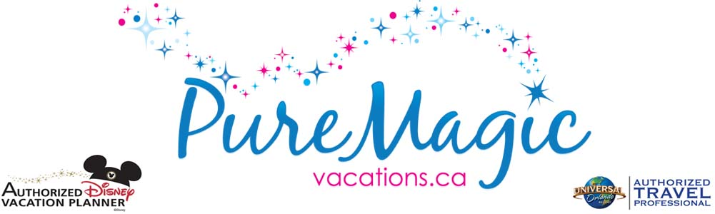 Pure Magic Vacations. Disney Travel Agent Canada. Experts In Disney Destinations. Authorized Disney Vacation Planners