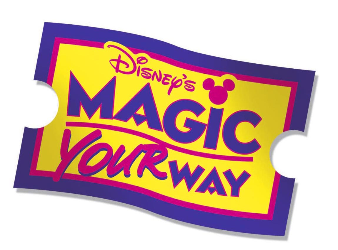 Disney Tickets Magic Your Way